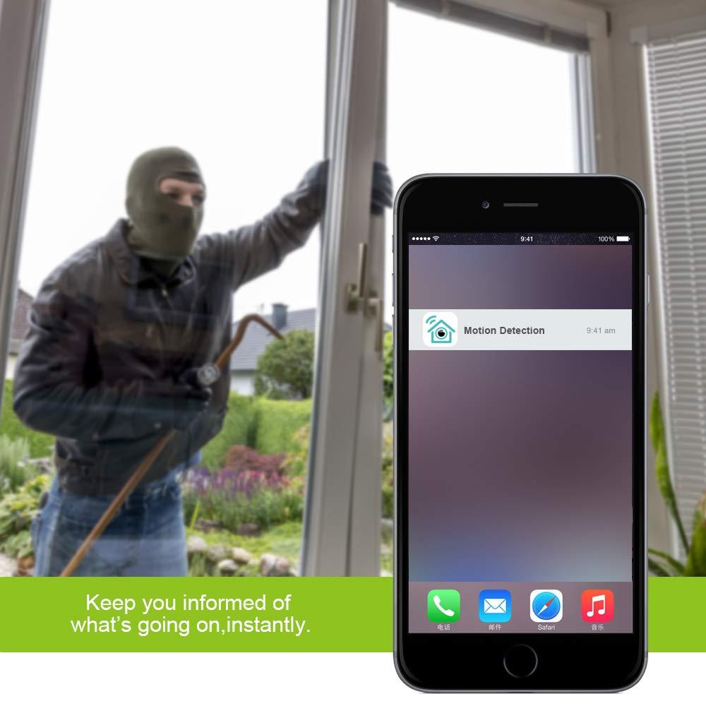 Freecam HD Indoor Wireless Smart Home Security Camera
