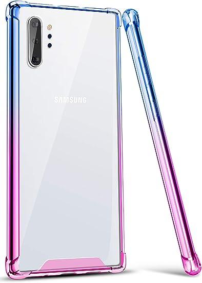 Amazon Com Salawat Galaxy Note 10 Plus Case Clear Galaxy Note 10