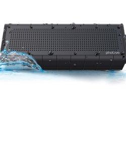 Photive HYDRA Waterproof Wireless Bluetooth Speaker.