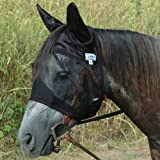 Product review for Cashel Quiet Ride Standard Fly Mask With Ears - Size: Horse