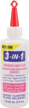 best glue for glossy paper - Beacon