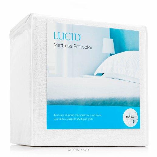 Lucid Premium Mattress Protector Black Friday Deal 2019