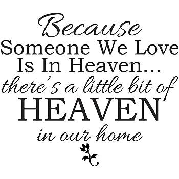Download Amazon.com: Because Someone We Love Is In Heaven Vinyl ...