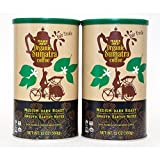 Trader Joes Fair Trade Organic Sumatra Coffee 13 Oz Canisters, Set of 2