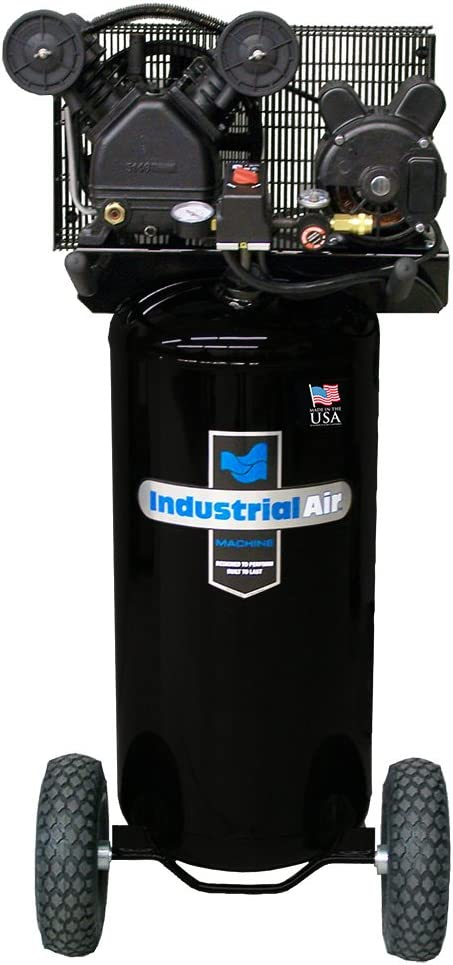 Industrial Air IL1682066.MN 20-Gallon Belt Driven Air Compressor