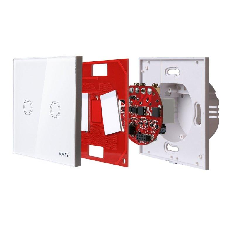 Technische Daten - Aukey PA-L3E Touch Panel Schalter
