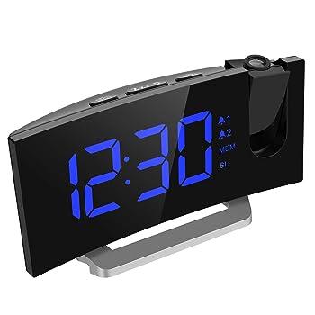 projection-alarm-clock