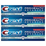 Crest Pro-Health Advanced Gum Protection Toothpaste 5.1 oz, Pack of 3 (Cap May Vary)