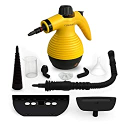 Comforday Pressurized Handheld Steam Cleaner - Best for Quick Cleans