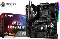MSI MPG X570 GAMING EDGE WIFI Motherboard (AMD AM4, DDR4, PCIe 4.0