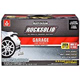 RockSolid Polycuramine Garage Floor Coating Dark Gray Kit 2.5 Car Garage Kit