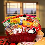 Fun an Games! Activity and Snack Gift Basket