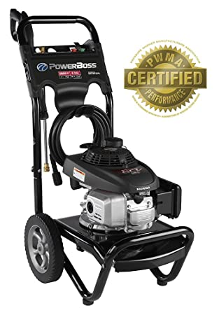 Powerboss 20574 2800 Psi 2 3 Gpm Honda