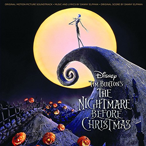 Nightmare Before Christmas : Soundtrack: Amazon.fr: Musique