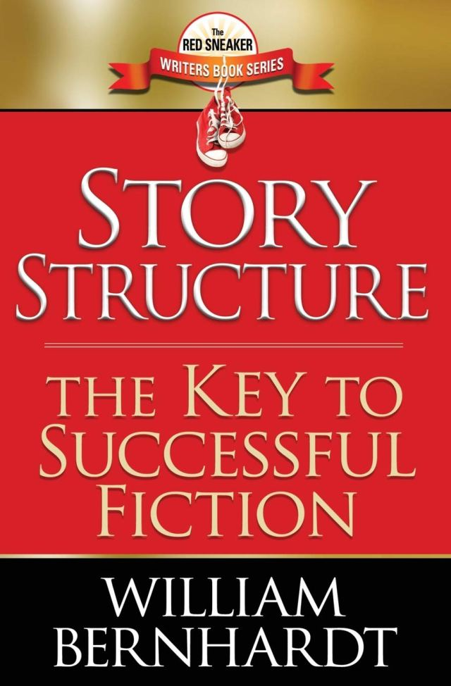 Story Structure: The Key to Successful Fiction (The Red Sneaker