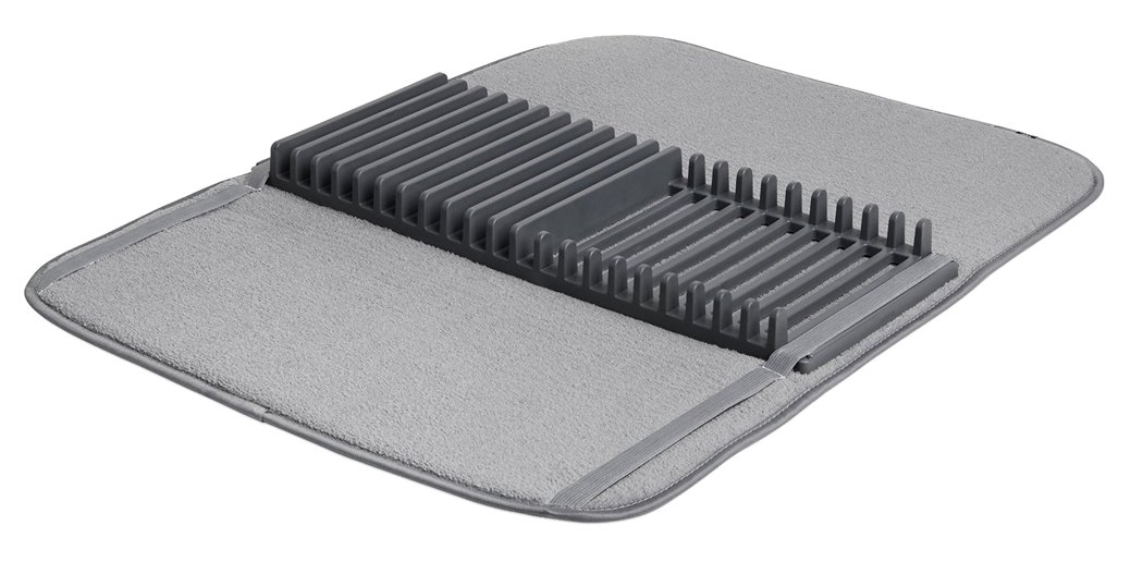 Amazon.com : Umbra Udry Drying Mat with Rack Umbra has sent us this dish drying mat to test out on our boat.