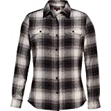 Product review of Wolverine Women's Aurora Two-Sided Brushed Flannel Shirt