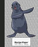 Recipe Paper: Dabbing Seal Book (Weezag Recipe Paper Notebook)