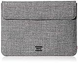 Herschel Unisex-Adult's Spokane Sleeve for New 13 inch MacBook, raven crosshatch, One Size