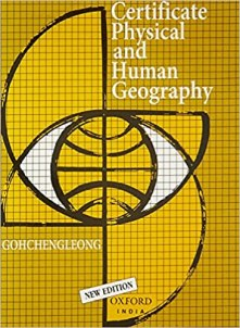 Physical geography book by G C Leong