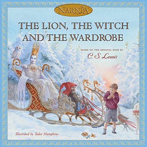 Turkish Delight scene, the Lion, the Witch, and the Wardrobe