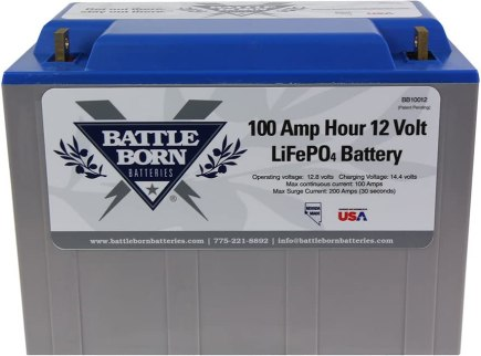 Best Safe Deep Cycle Battery