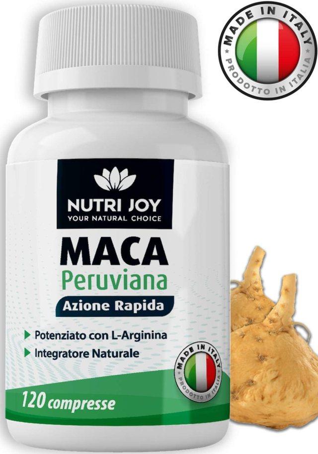 Maca Peruviana+L-Arginina Image