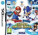 Mario & Sonic: Olympic Winter Games - Nintendo DS