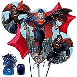 Costume Supercenter BBBK103 Superman Balloon Kit (Each)