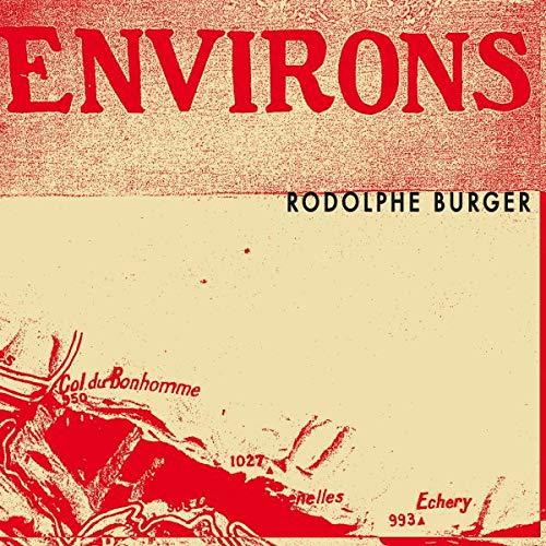Environs: Rodolphe Burger: Amazon.fr: Musique