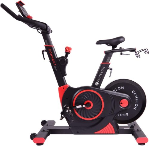 Echelon Smart Connect Fitness Bikes, Red