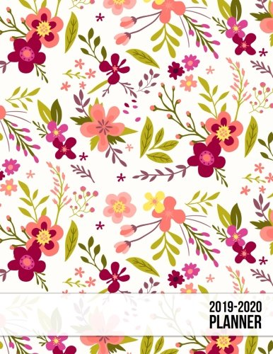 2019 2020 planner 2019 2020 two year calendar