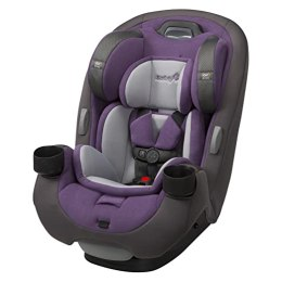 Safety 1st Grow and Go EX Air 3-in-1 Convertible Car Seat, Royal Grape