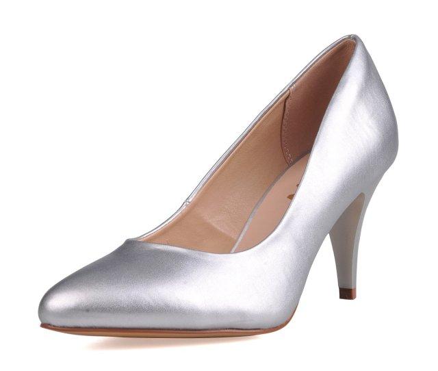 73556f7ea020d Ydn Women High Heels Office Pumps Comfort Closed Toe Slip On Formal ...