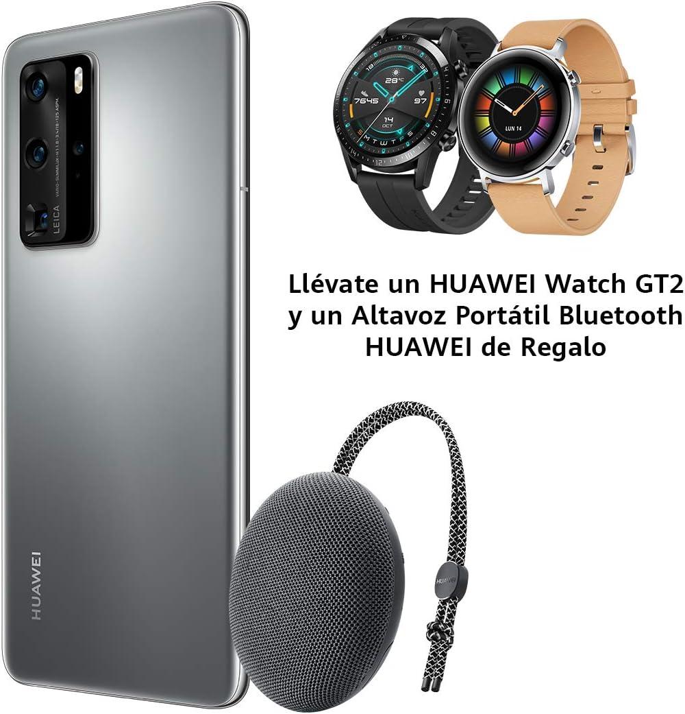 Ισπανικό amazon πάλι με δώρα και μείον 100€ | Huawei P40 5G – 6.1 «OLED Smartphone (8GB RAM + 128GB ROM, Leica 50MP Triple Camera (50 + 16 + 8MP) with night vision, Kirin 990 5G chip, 3800 mAh, fast charge, EMUI 10 HMS) Gold + CM51 speaker