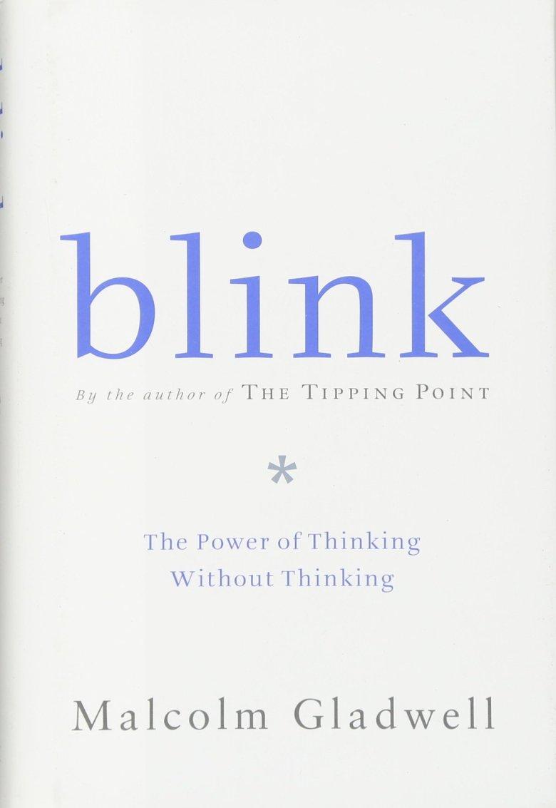 """Résultat de recherche d'images pour """"blink malcolm gladwell cover"""""""