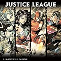 The Justice League (Classic) 2018 Wall Calendar