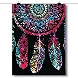 Inspired Posters Colorful Dreamcatcher Spiritual Poster Size 24x36