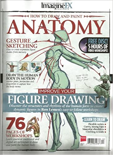 Download E-books How to Draw and Paint Anatomy (Volume 2 ...