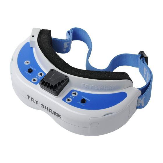 Fat Shark Dominator Drone Goggles