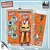 d.c. comics 8 inch action figure retro mego like card; mr mxyzptlk limited 100