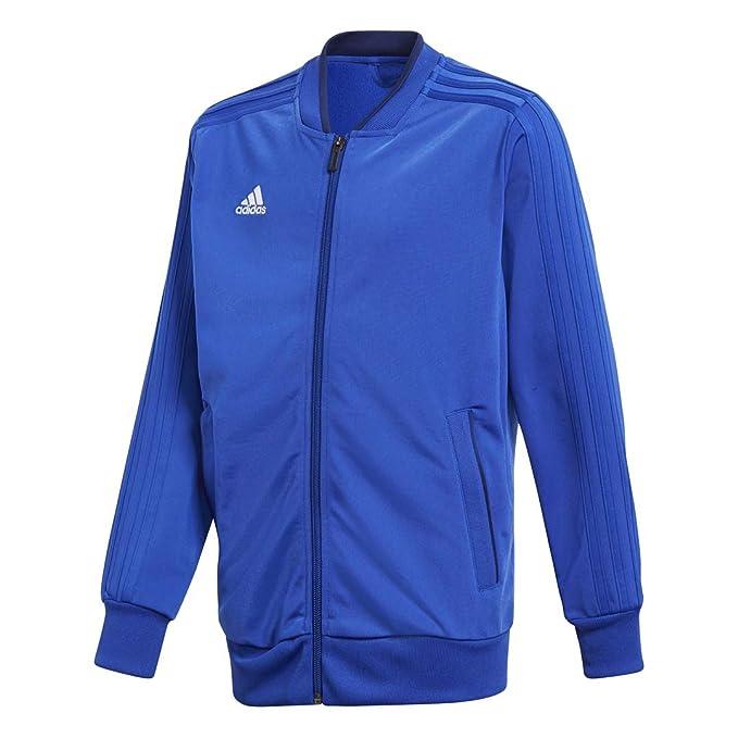 adidas Condivo 18 Jacket, M/M, Bold Blue/Dark Blue/White