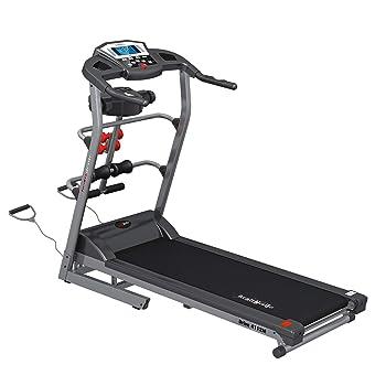 Healthgenie 4112M 6In1 Motorized Treadmill