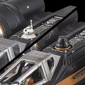 Bandai-Hobby-Star-Wars-172-Poes-X-Wing-Fighter-The-Force-Awakens-Building-Kit