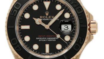 Rolex Yacht-Master II Automatic-self-Wind Male Watch 116681