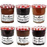 Bonne Maman 6 Flavors 13 oz Jars Preserves Jam Variety Pack