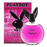 Playboy Super Eau de Toilette Spray for Women, 3 Ounce