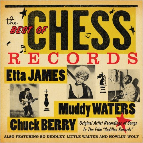 gravadora chess records poster