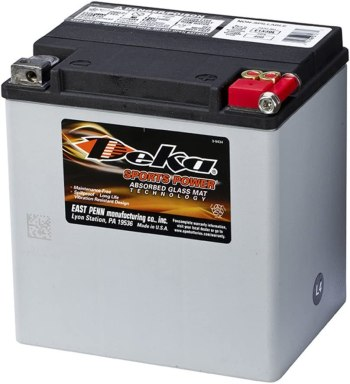 Deka Sports Power ETX-30L Battery