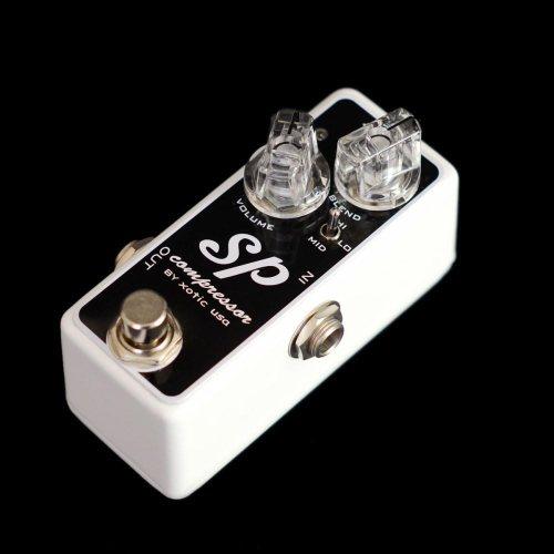Xotic SP compressor pedal
